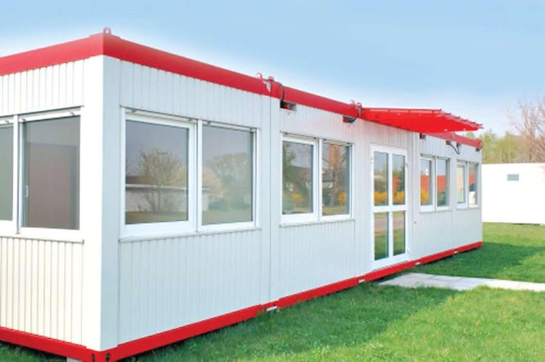 Benefits of Prefabricated Structures